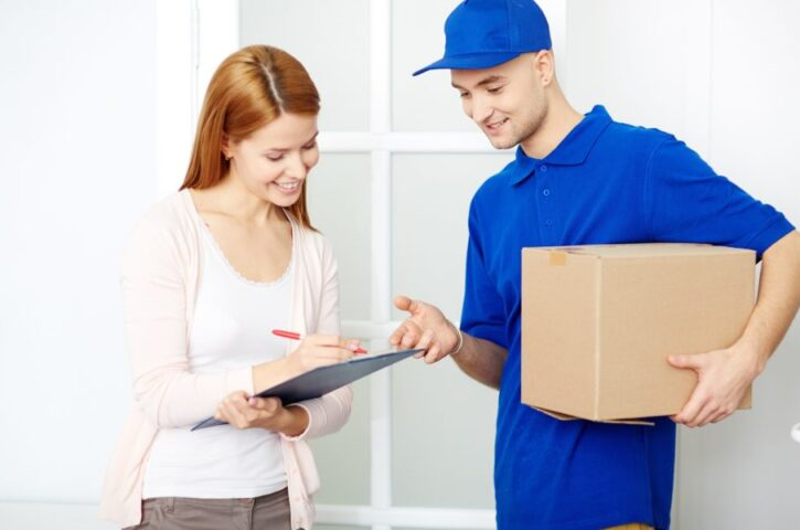 Elements to confirm while selecting a courier partner